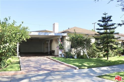 Photo of 10936 Braddock Drive, Culver City, CA 90230 (MLS # 21766964)