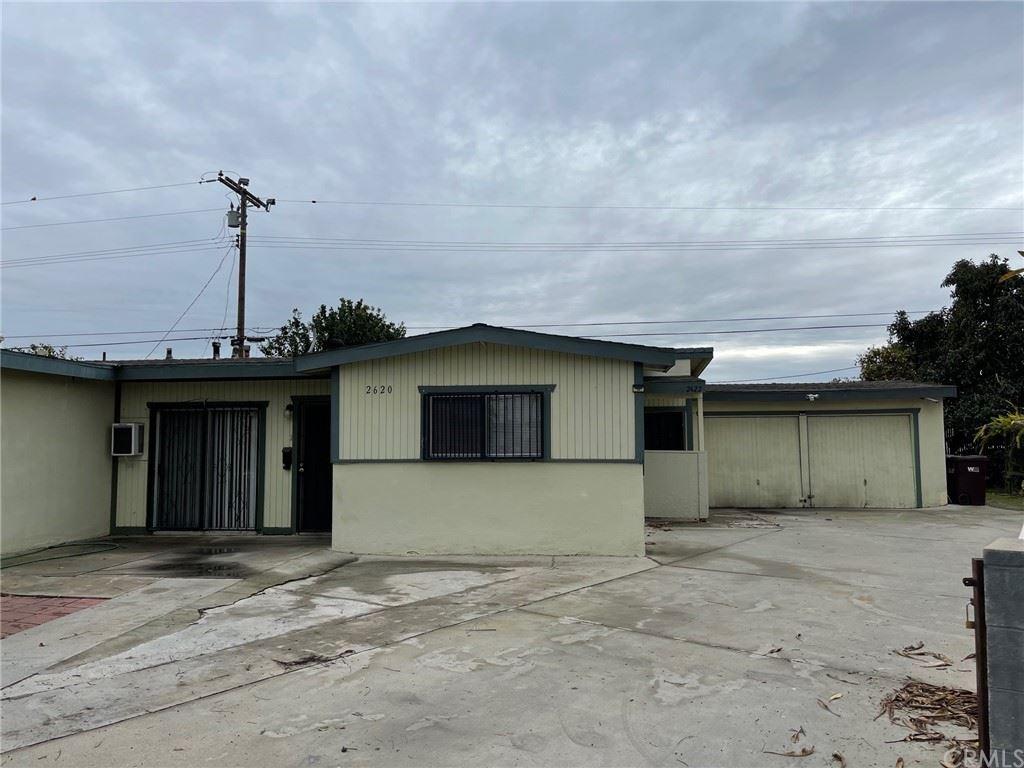 Photo of 2620 2622 W 9th Street, Santa Ana, CA 92703 (MLS # OC21105964)