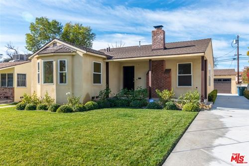 Photo of 1233 N Lamer Street, Burbank, CA 91506 (MLS # 20635966)