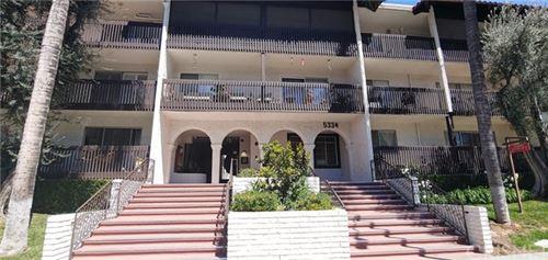 Photo of 5334 Lindley Avenue #209, Encino, CA 91316 (MLS # SR21091966)