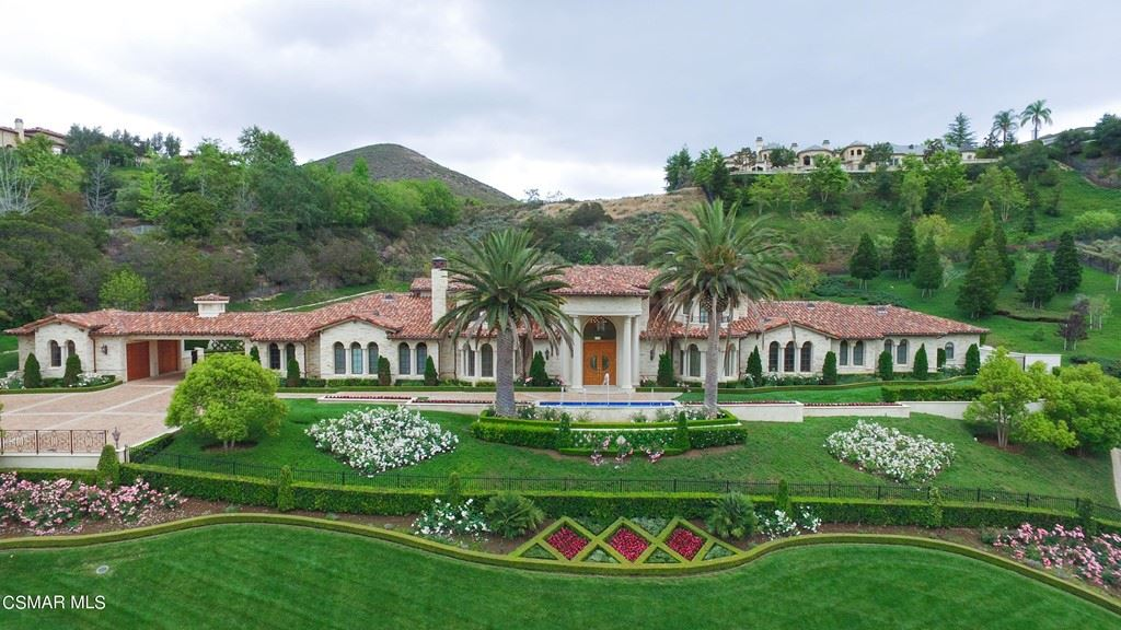 Photo of 800 Lakeview Canyon Road, Westlake Village, CA 91362 (MLS # 221001966)