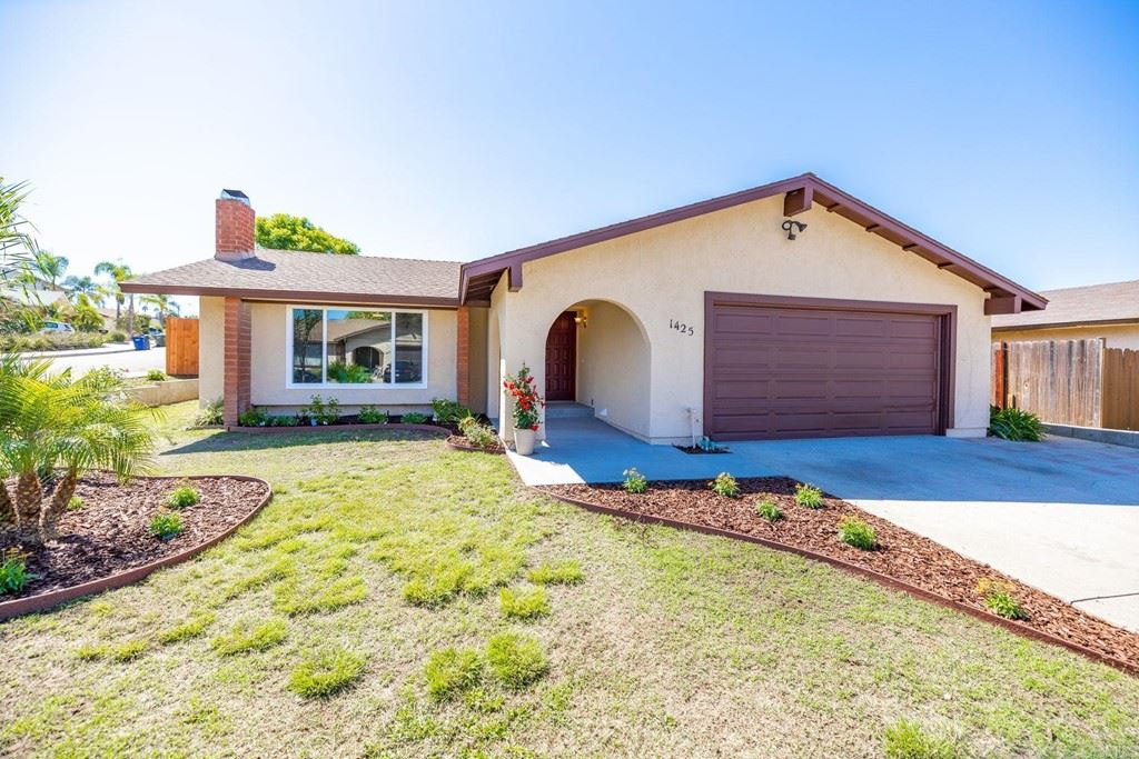 1425 Cottonwood Court, San Marcos, CA 92069 - MLS#: NDP2110966