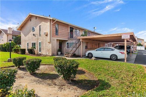 Photo of 1192 Mitchell Avenue #103, Tustin, CA 92780 (MLS # PW21000967)