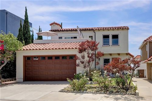 Photo of 337 Hopkins Avenue, Hermosa Beach, CA 90254 (MLS # SB21158967)