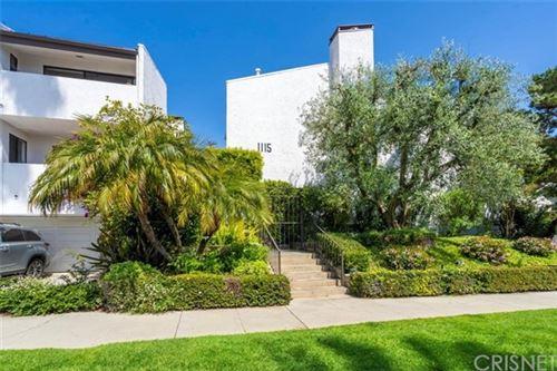 Photo of 1115 19th Street #3, Santa Monica, CA 90403 (MLS # SR20044967)