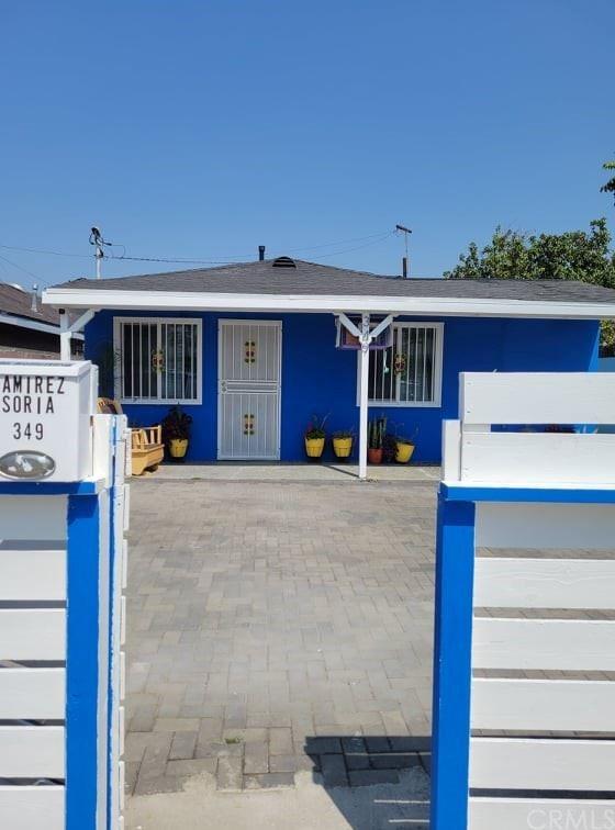 349 W Peach Street, Compton, CA 90222 - MLS#: IV21199967