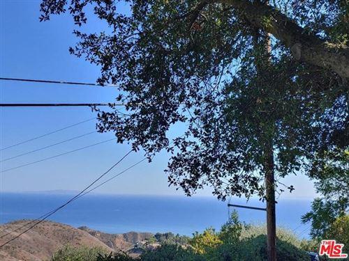Photo of 4341 Ocean View Drive, Malibu, CA 90265 (MLS # 20640968)