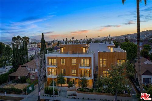 Photo of 1041 N Spaulding Avenue #103, Los Angeles, CA 90046 (MLS # 21784968)