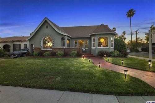 Photo of 1215 Highland Avenue, Glendale, CA 91202 (MLS # 320006968)