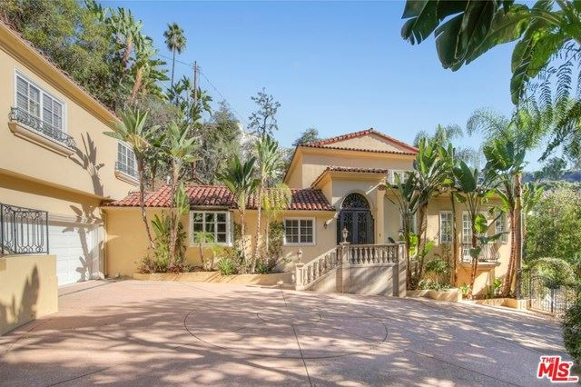 Photo of 1710 Monte Cielo Court, Beverly Hills, CA 90210 (MLS # 20669968)