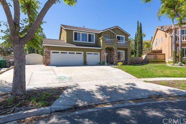1182 Merlin Lane, Corona, CA 92881 - MLS#: SW20079968
