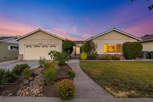 Photo of 1050 Danbury Drive, San Jose, CA 95129 (MLS # ML81843969)