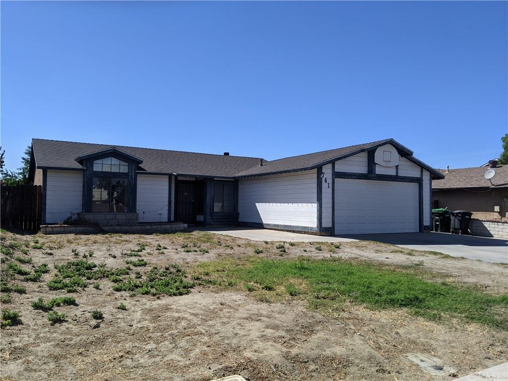 741 Buchanan Street, Hemet, CA 92543 - MLS#: SW21149969