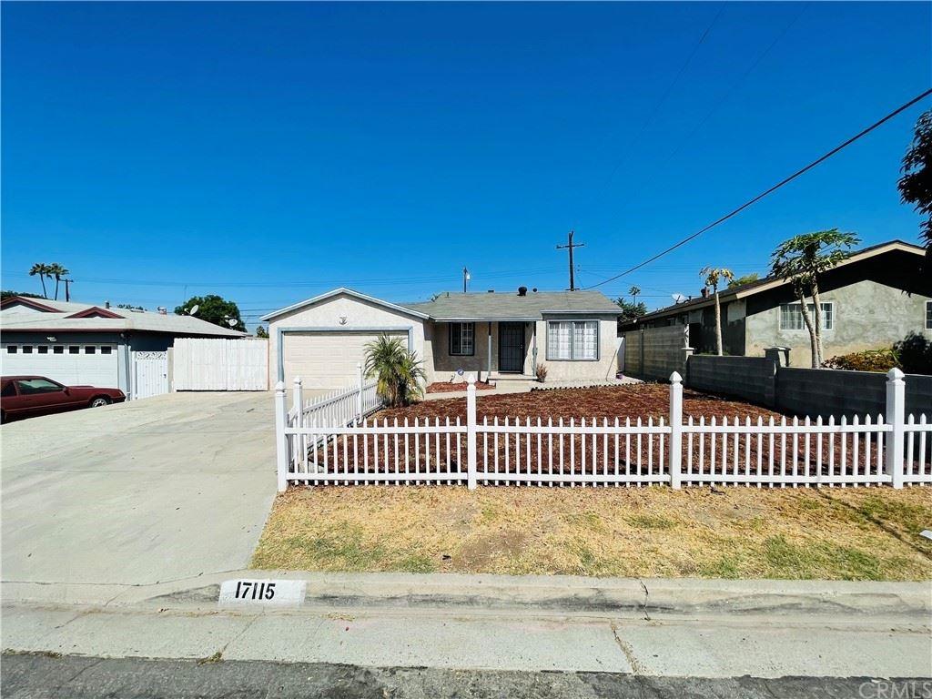 17115 Broadvale Drive, La Puente, CA 91744 - MLS#: TR21199969