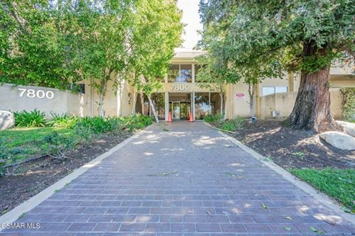 Photo of 7800 Topanga Canyon Boulevard #116, Canoga Park, CA 91304 (MLS # 221000970)