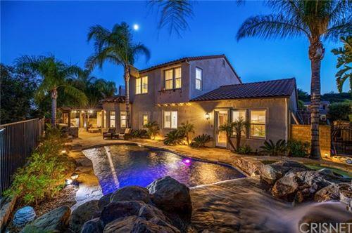 Photo of 26644 Oak Terrace Place, Valencia, CA 91381 (MLS # SR20204970)