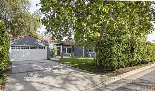 Photo of 4708 Longridge Avenue, Sherman Oaks, CA 91423 (MLS # SR21071970)