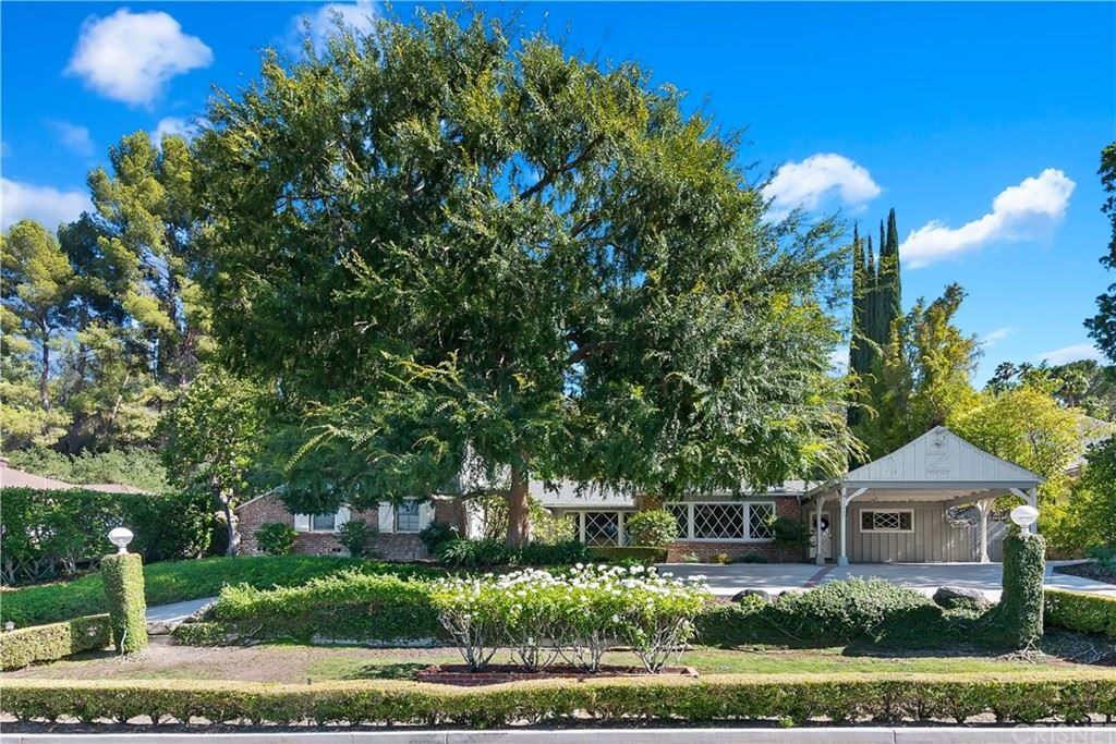 Photo of 17942 Karen Drive, Encino, CA 91316 (MLS # SR21157970)