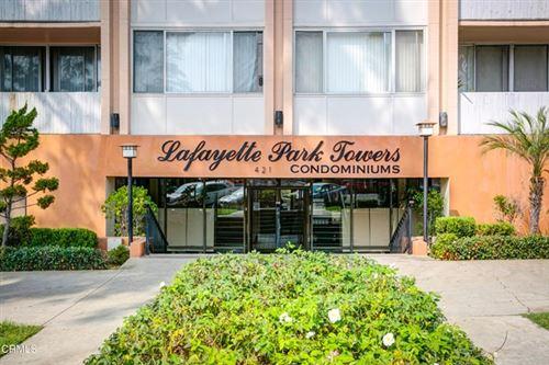 Photo of 421 S La Fayette Park Place #427, Los Angeles, CA 90057 (MLS # P1-2971)