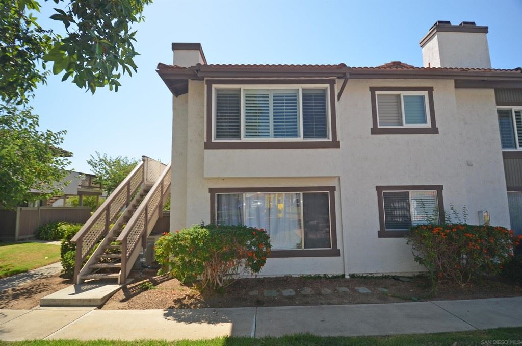 9837 Caspi Gardens Dr #4, Santee, CA 92071 - MLS#: 210025971