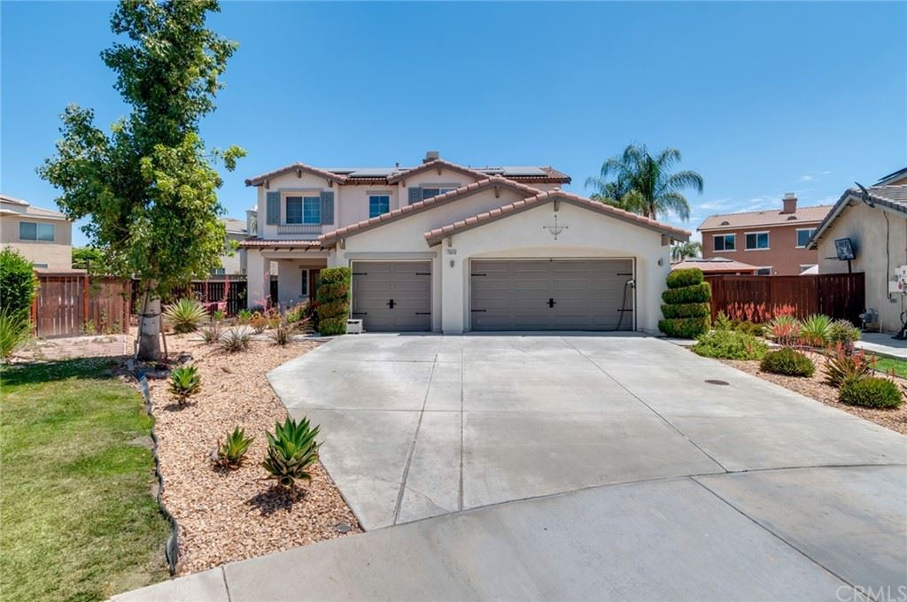 15410 Calle Castano, Moreno Valley, CA 92555 - MLS#: CV21125971