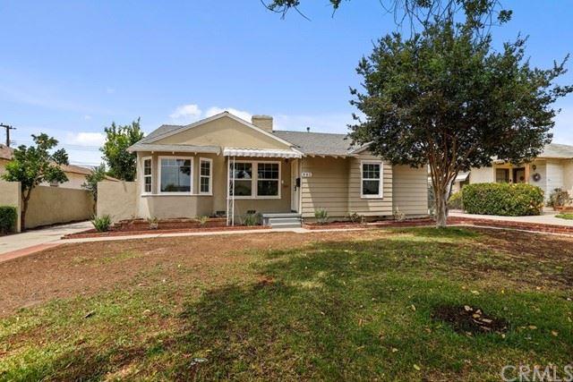 861 W Edna Place, Covina, CA 91722 - MLS#: PF21129971