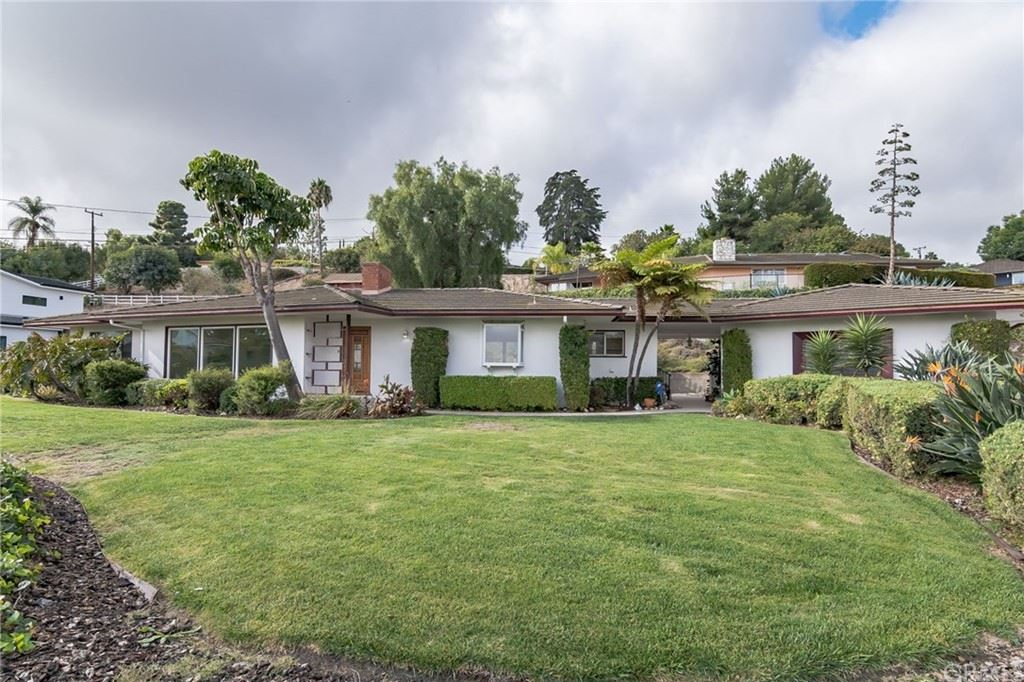 4 Harbor Sight Drive, Rolling Hills Estates, CA 90274 - MLS#: PW21226971
