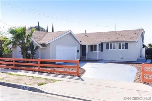 Photo of 5635 McHugh St, San Diego, CA 92114 (MLS # 210004972)