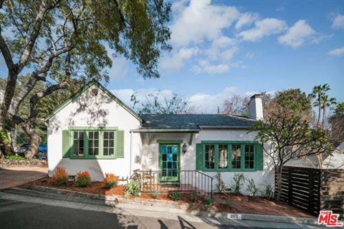 Photo of 2112 Woodland Way, Los Angeles, CA 90068 (MLS # 21705972)