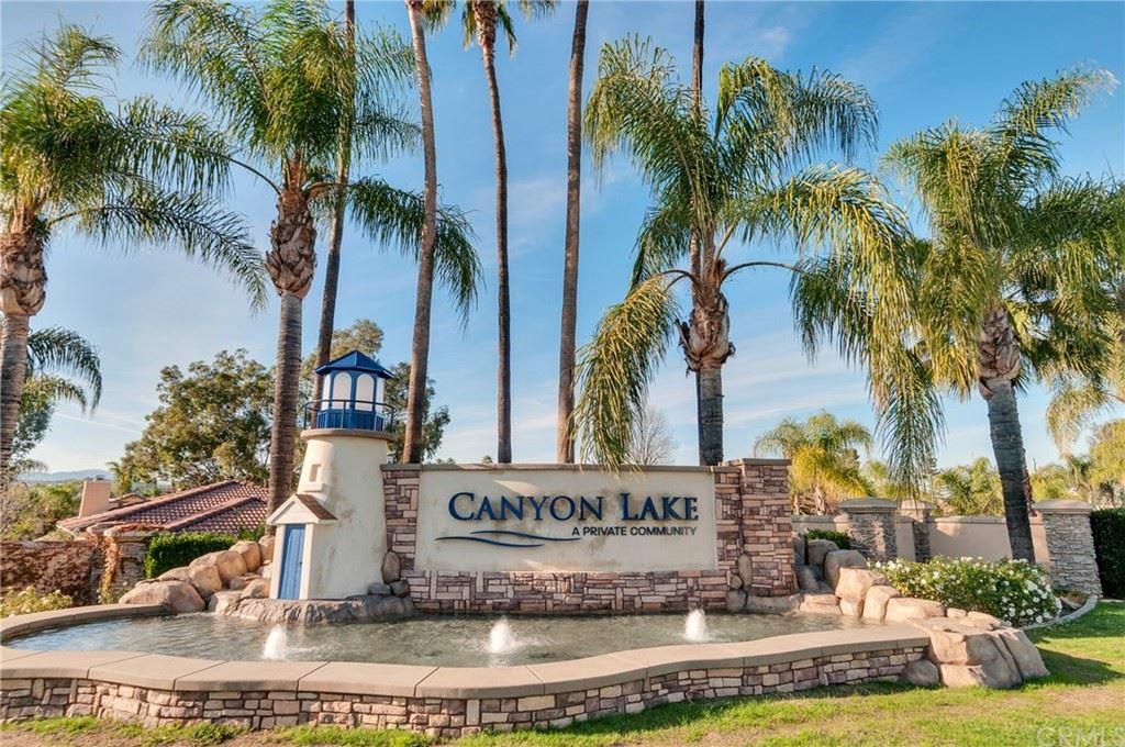 22855 Skylink Drive, Canyon Lake, CA 92587 - MLS#: CV21164972
