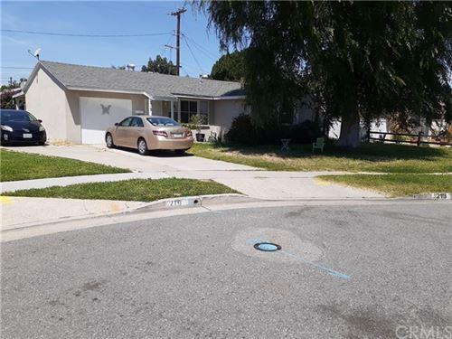 Photo of 213 Napa Place, Fullerton, CA 92833 (MLS # PW20089973)