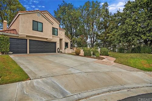Photo of 23531 Stillwater Place, Newhall, CA 91321 (MLS # SR21159973)