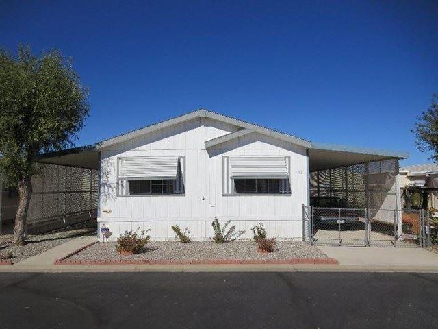 9161 Santa Fe Avenue E #53, Hesperia, CA 92345 - MLS#: 532973