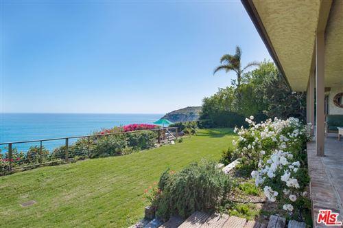 Photo of 29008 Cliffside Drive, Malibu, CA 90265 (MLS # 21708974)