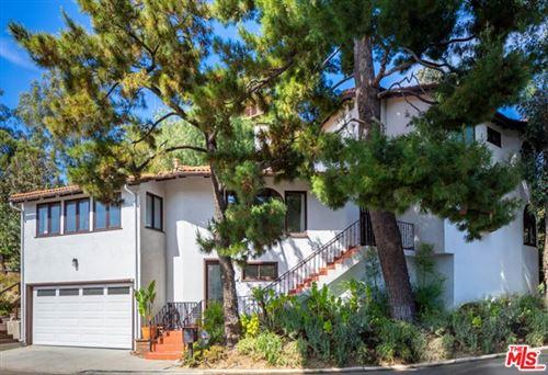 Photo of 3330 N Knoll Drive, Los Angeles, CA 90068 (MLS # 21720974)