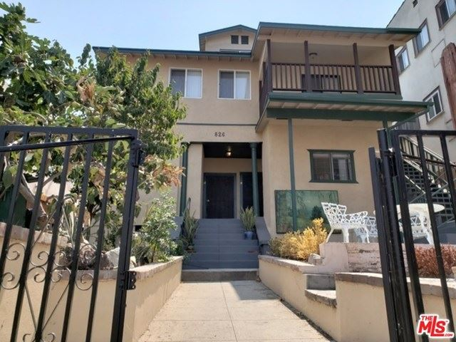 826 S Park View Street #1, Los Angeles, CA 90057 - #: 20608974