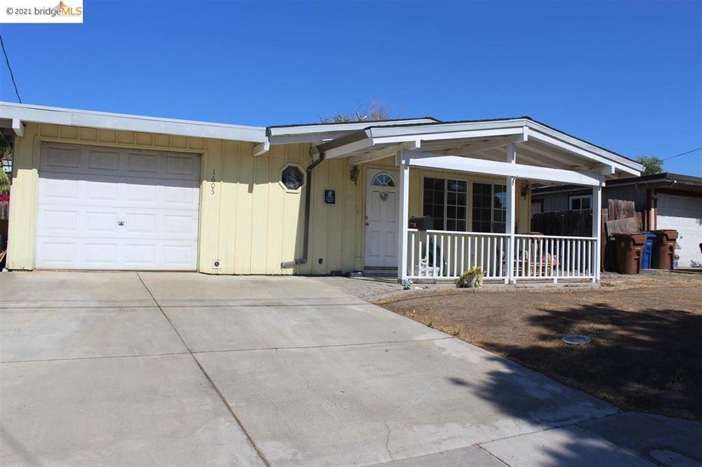1605 NOIA AVE, Antioch, CA 94509 - MLS#: 40956974
