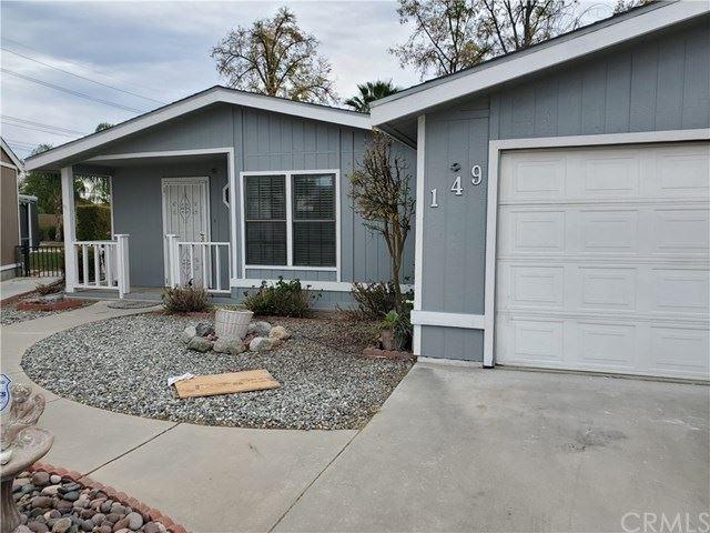 1250 N Kirby Street #149, Hemet, CA 92545 - MLS#: SW20255974