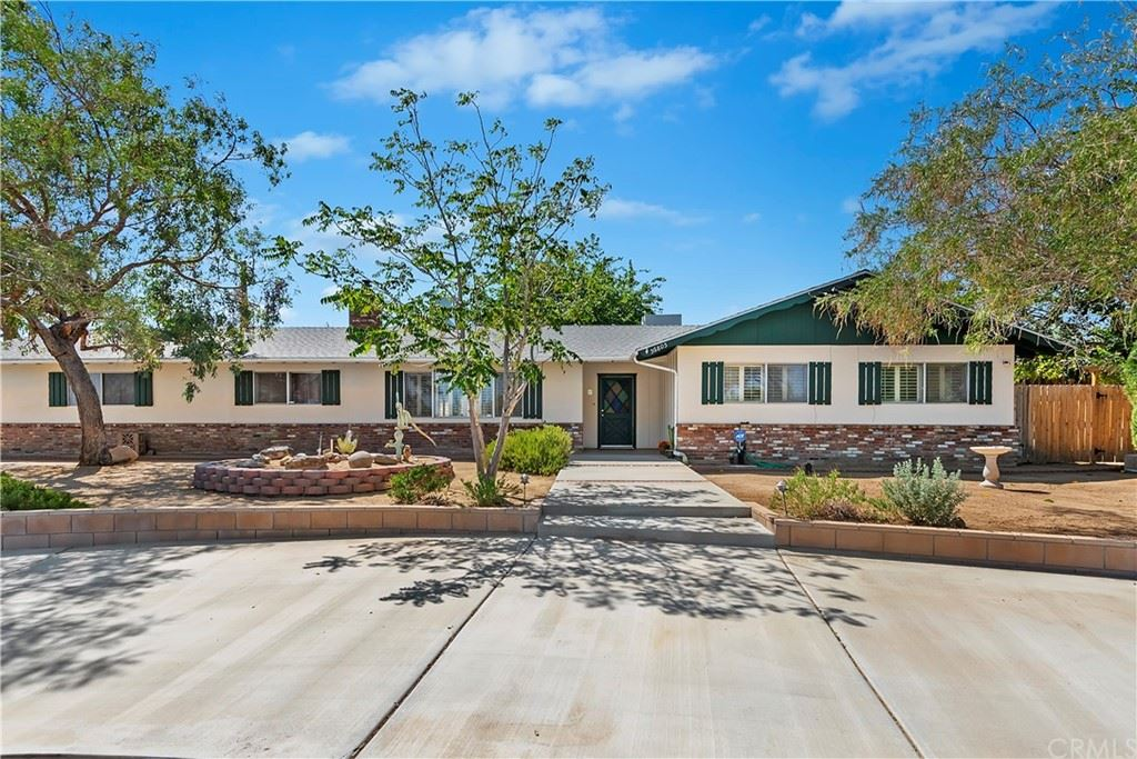 56805 Free Gold Drive, Yucca Valley, CA 92284 - MLS#: SW21202974