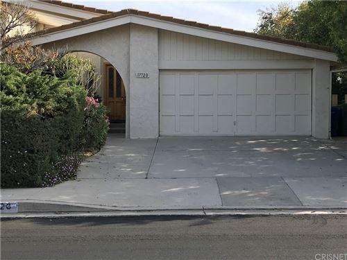 Photo of 17720 Arvida Drive, Granada Hills, CA 91344 (MLS # SR21166975)