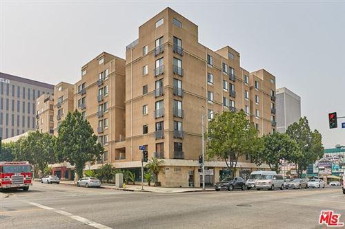 Photo of 625 S Berendo Street #313, Los Angeles, CA 90005 (MLS # 20629976)