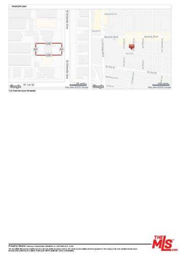 Photo of 111 N Orlando Avenue, Los Angeles, CA 90048 (MLS # 20639976)