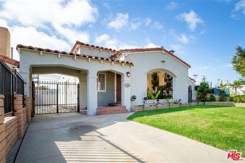 Photo of 8727 S Hobart Boulevard, Los Angeles, CA 90047 (MLS # 21798976)