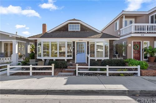 Photo of 312 Lindo Avenue, Newport Beach, CA 92661 (MLS # NP21013976)