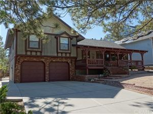 Photo of 1145 Mount Doble Drive, Big Bear, CA 92314 (MLS # PW19164976)