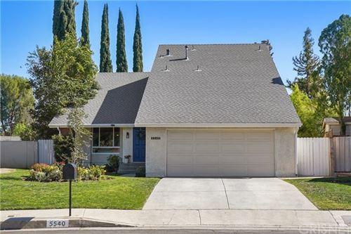 Photo of 5540 Sedan Avenue, Woodland Hills, CA 91367 (MLS # SR21043976)