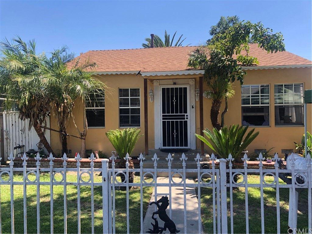 1848 E Poppy Street, Long Beach, CA 90805 - MLS#: RS21139976