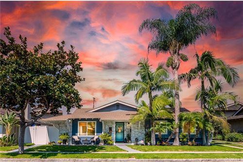 Photo of 7551 Amazon Drive #A, Huntington Beach, CA 92647 (MLS # OC21209977)