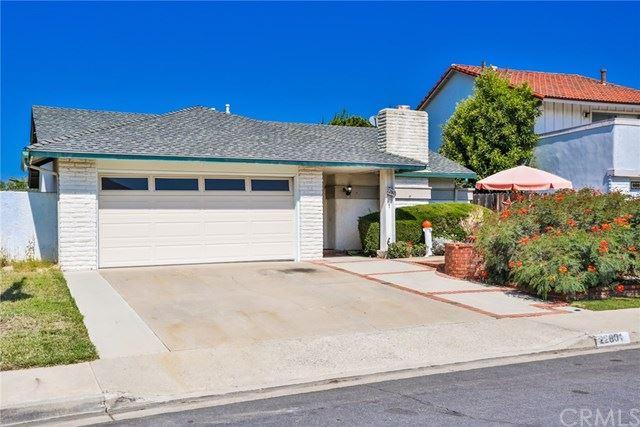 22801 Fortuna Lane, Mission Viejo, CA 92691 - MLS#: OC20183977