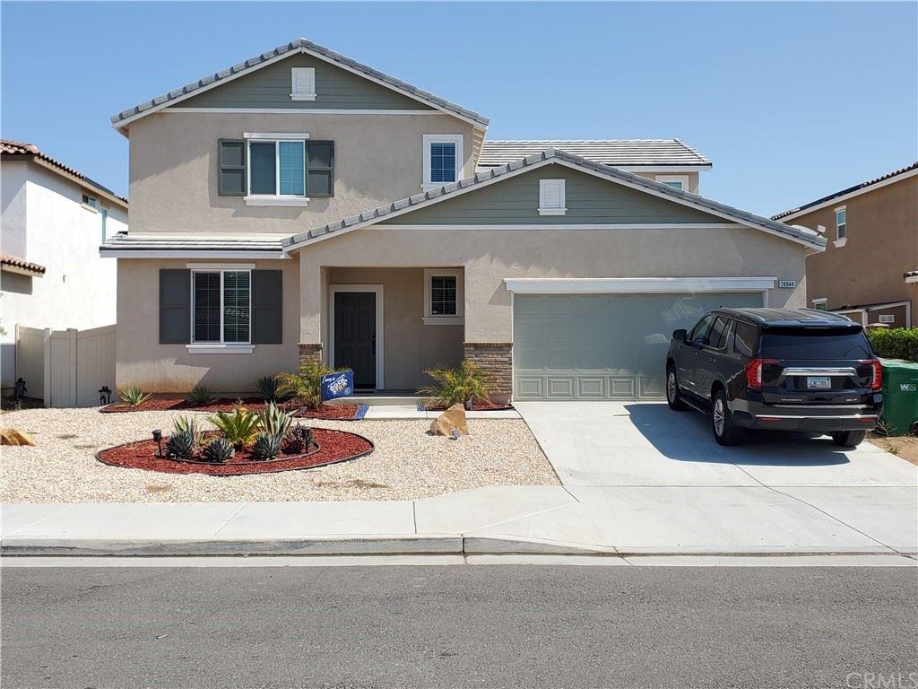 24944 El Braso Drive, Moreno Valley, CA 92551 - MLS#: PW21157977